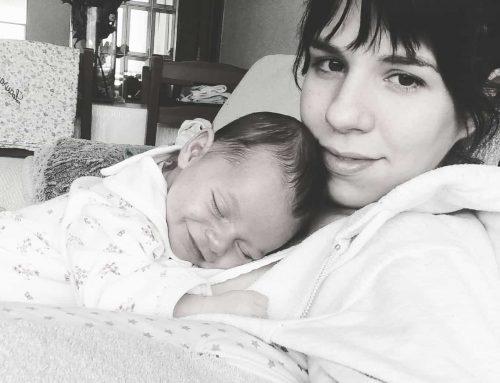 Porqué Silvia eligió dar a luz en su hogar