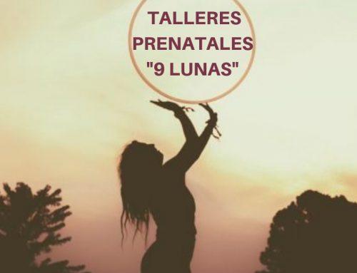Talleres prenatales octubre-noviembre 2019